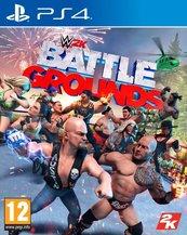 WWE Battlegrounds (PS4)
