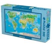 Puzzle 200 - Świat Młodego Odkrywcy