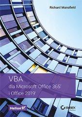 VBA dla Microsoft Office 365 i Office 2019