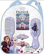 Plecak z akcesoriami do włosów Frozen 2