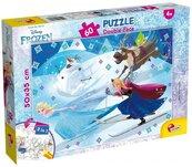 Puzzle dwustronne Plus 60 Frozen