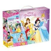 Puzzle Double-Face in bag 60 Disney Princess
