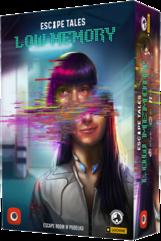 Escape Tales: Low Memory (edycja polska) (Gra Planszowa)