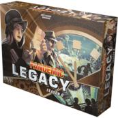 Pandemic Legacy: Sezon 0