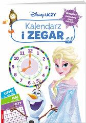 Disney uczy Kalendarz i zegar