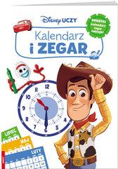 Disney Uczy Filmy Kalendarz i zegar