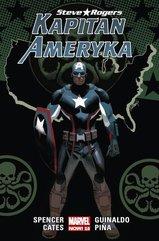 Kapitan Ameryka Tom 2 Steve Rogers
