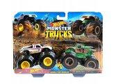 Hot Wheels. Monster Trucks Pojazd 1:64 2-pak