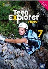 J. Angielski SP 7 Teen Explorer New.Podr.NE w.2020