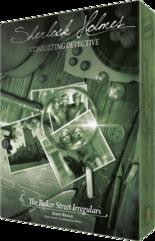 Sherlock Holmes Consulting Detective: The Baker Street Irregulars (gra planszowa)