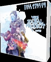 T.I.M.E Stories: Revolution - The Hadal Project (Gra Planszowa)
