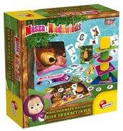Masza i Niedźwiedź Zestaw gier edukacyjnych