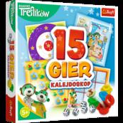 15 gier: Kalejdoskop (Gra Planszowa)
