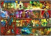 Puzzle 2000 Fantastyczna podróż Aimee Stewart