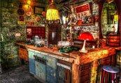 Puzzle 1500 Bar w Budapeszcie Pixabay