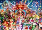 Puzzle 1000 Zabawa w cyrku Aimee Stewart