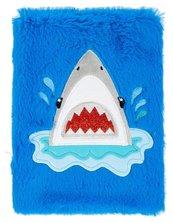 Pamiętnik pluszowy Shark