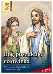 Religia SP 5 podr. Bóg poszukuje człowieka w.2020