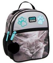 Plecak szkolny STK-12 Kitty Sepia