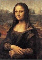 Puzzle 500 Mona Lisa