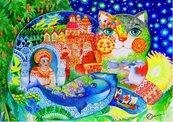 Puzzle 1500 Rosyjska opowieść Oxana Tale