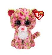 Beanie Boos Lainey - Różowy Leopard 15cm