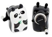 Temperówka plastikowa z korbką Panda