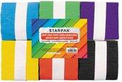 Bibuła marszczona kostka mix kolorów (6sz)