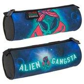 Piórnik tuba Alien Gangsta