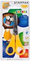 Nożyczki szkolne dla praworęcznych Safari