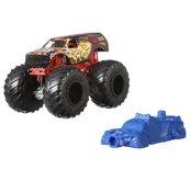 Hot Wheels. Monster Trucks Pojazd 1:64
