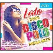 Lato 2020 Disco Polo. Mega Hits (2CD)