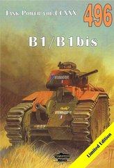 B1/B1 bis. Tank Power. Vol.CCXXX 496
