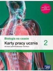 Biologia LO 2 Na czasie... KP ZP wyd.2020