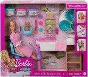 Barbie Salon SPA maseczka na twarz