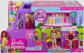 Barbie Zestaw Foodtruck