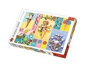 Puzzle 500 Ulubione słodycze TREFL