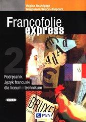 Francofolie express 2 Podręcznik