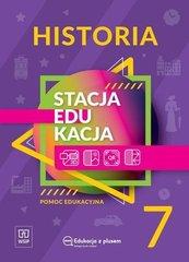 Stacja edukacja Historia SP 7 WSiP