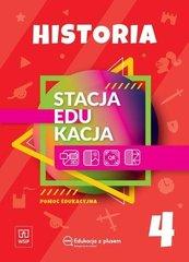 Stacja edukacja Historia SP 4 WSiP