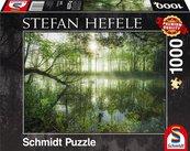 Puzzle PQ 1000 Lokalna dżungla G3