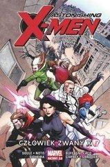 Astonishing X-Men T.2 Człowiek zwany X
