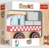 Zabawka drewniana - Straż TREFL