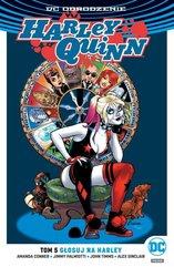 Harley Quinn Tom 5 Głosuj na Harley