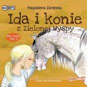 Ida i konie z Zielonej Wyspy audiobook