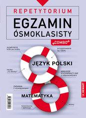Repetytorium Egzamin ósmoklasisty Combo Język Polski i matematyka