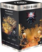 Puzzle Wiedźmin Gwint - 1000 elementów