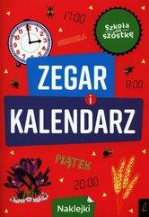 Szkoła na szóstkę Zegar i kalendarz