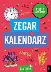 Szkoła na szóstkę. Zegar i kalendarz
