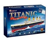 Puzzle 3D Titanic duże